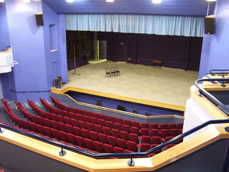exhibition venue hire