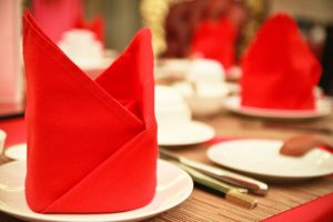 chinese wedding traditions table setting