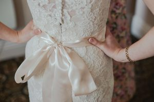 wedding planning tips expensive dress